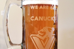 Engraved-Canucks-Glass-Beer-Mug